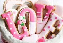 Cookies - Love/Valentines