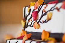Cakes - Autumn