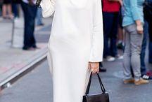 WHITE STYLE / Fashion style only white