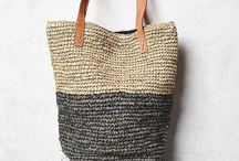 Knitting bags / Patterns and tutoriols