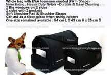 Pet Travelling Carrying Bag #MegawayBags #Megaway