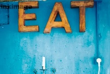 to eat