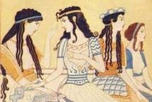 Ancient Greece | Crete / ... the Minoan and Hellenic World ... and a little bit of Roman and Etruscan Culture ...