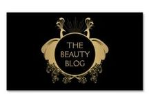 Blogger Kit / Marketing materials, business cards and resources for bloggers
