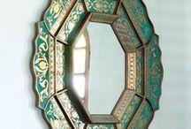 Fancy mirrors