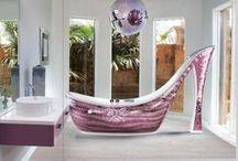 Rare bath tubs