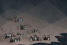 Landscapes / Zapraszamy serdecznie na: http://bajacze.wordpress.com/