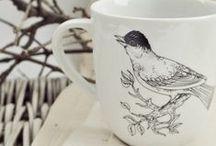 Lovely handmade / Zajrzyj na: http://bajacze.wordpress.com/