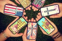 Phone cases / Phone cases I like and think are really cool / by Isabella Schopper