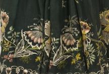 19th century Black Dress