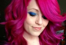 Girly Stuff - Hair. / Hair - How too's and tips.
