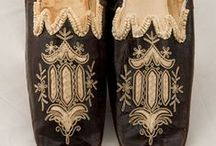 19th century Shoes
