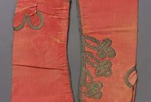 18th century Gloves and Mittens