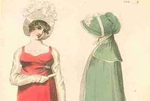 19th century Drawing & Fashion Plate
