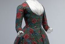 18th century Jackets & Caracos