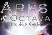 Arks of Octava / Jeramiah Poe isn't just any character in the Realm of Fiction; he is Muse Master—Destiny Diviner—Mysterious Miskriat. Being of neither the Traditional Genre Provinces nor Independent, Poe enjoys an eternal lease on life, so long as his Scribbler keeps him out of publication.  http://amzn.to/1QsNIgm / by Lucian Bane Author