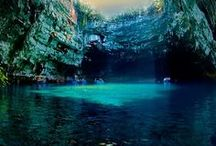 Caves And Rocks Of Greece / Wild and beautiful!!!