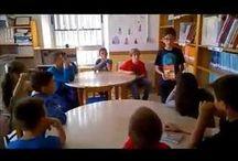Campaña Visibilidad Curso 15-16 / Vídeos campaña visibilidad bibliotecas escolares de la provincia