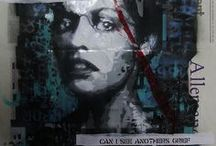 Guy Denning / ...captures the feeling... Guy Denning (born 1965) is a self taught English contemporary artist and painter based in France. He is the founder of the Neomodern group and part of the urban art scene in Bristol.