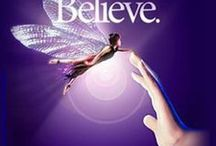b e l i e v e / .... in fairies ... otherwise they will disappear ...