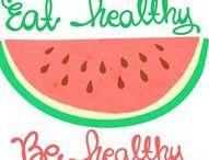 Health Advices / ... raw food ... 80-10-10 ... fruitarian ... detox ...