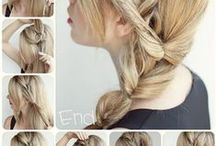 Hair! / great ideas of hair arrangement