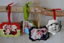 Photo Ornaments
