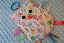 DIY: naaien, kinderkleding, speelgoed enz / Leuke ideeën voor kleine mensjes