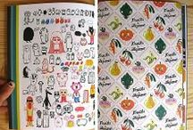 illustration / drawings & doodles