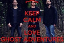 Ghost Adventures <3 / My Fave Show (Other than Supernatural)! / by Katey Siggy