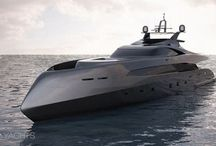 Luxury Yacht Concepts / New yachting designs