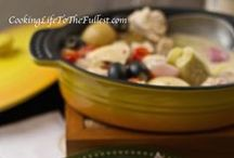 Main Dishes - Cooking Life To The Fullest / Visit our food blog for great recipes at http://cookinglifetothefullest.com