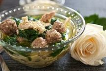 Soups - Cooking Life To The Fullest / Visit our food blog for great recipes at http://cookinglifetothefullest.com