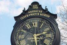 Art of Time / Clocks  / by Robert Laughlin