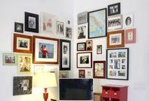Photo frames / #photo #frames #fotorámiky #fengshui