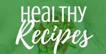 Healthy Recipes for Weight Loss / Healthy clean eating recipes for breakfast, lunch, dinner, side dishes, on the go, snacks, for beginners, etc. that aid in weight loss!