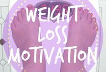 Weight Loss Motivation / Weight loss motivation to help you lose weight faster. Look to this motivation when you find yourself struggling through your weight loss journey or just need some extra tips or motivation.