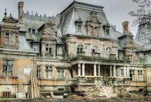 Beautiful abandoned / #beautiful #ruins #abandoned