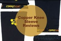 Copper Knee Sleeve Reviews / Check customer's review of CopperJoint copper knee sleeve!
