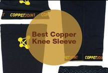 Best Copper Knee Sleeve / CopperJoint™ is the best knee sleeve on the market. It combines sport science and skin health benefits for improved mobility, performance and relief. Our unique process for Copper Infusion is totally different from other brands. Our technology emphasizes adding ORGANIC copper complex so that the copper complex is chemically bonded onto fiber macromolecule, and Copper exists only in the forms of Copper ions: Cu++ and Cu+. All CopperJoint™ products feature our patented copper-infused fabric.