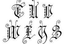 Kalli graphee / Calligraphy and more