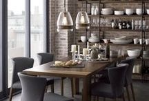 Dining Rooms / Get inspired with these gorgeous kitchen designs.