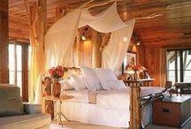 Bedroom Dreams / Create sweet dreams with a bedroom you love.