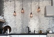 Kitchen Ideas / Create an inspiring cooking and entertaining space with a dream kitchen.