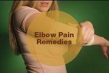 Elbow Pain Remedies