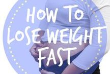 How to Lose Weight Fast / How to lose weight fast, including healthy food and diet plans for women to help with weight loss