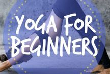 Yoga For Beginners / Yoga for beginners, including yoga workouts for beginners, meditation beginner tips, yoga poses, and yoga inspiration!