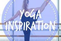 Yoga Inspiration / Yoga inspiration to begin your yoga journey, including yoga workouts, yoga for beginners, and other yoga poses.