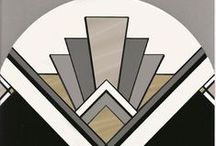 Art Deco Style and Grace / All the stylish and chic lines of the Art Deco Period