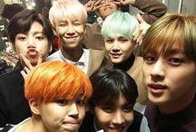 BTS 방탄소년단 / Korean Pop Group Bangtan Boys